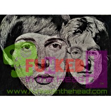 """Beatles"" Poster Print - Original Artwork"