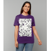 """""""Spaces"""" by Lively Stylez - T-shirt with Original Abstract Artwork"""