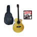 Blue Moon Electro Acoustic Guitar - Natural