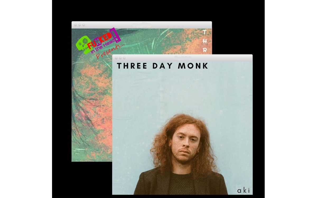 Funked in the Head Podcast with Three Day Monk - ** INCLUDING FEATURE TRACK **